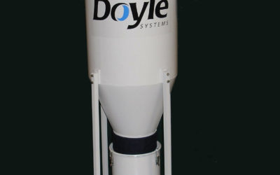 NEW!  Generation II Cyclone Dust Collector!