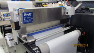 Contact Roll Cleaner